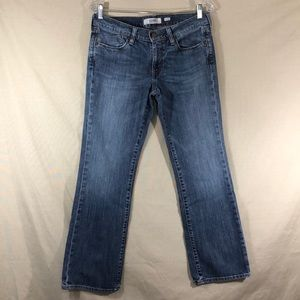 Old Navy Mid-Rise BootCut Denim Jeans *Short